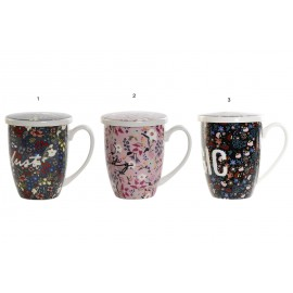 TAZA INFUSION FLORAL NEW